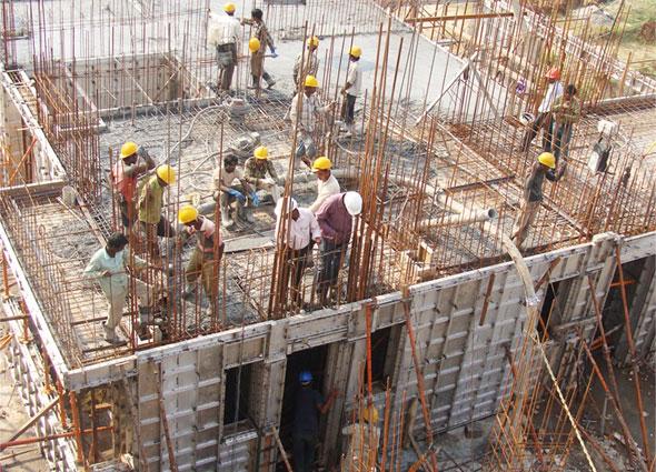 Rcc Construction House : Aliens space station construction updates group